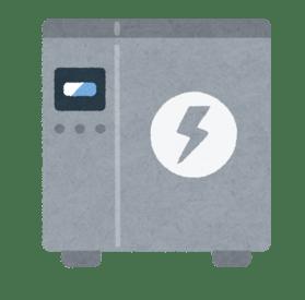 蓄電池を導入して電気を効率よく使う