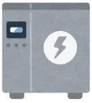 蓄電池イラスト