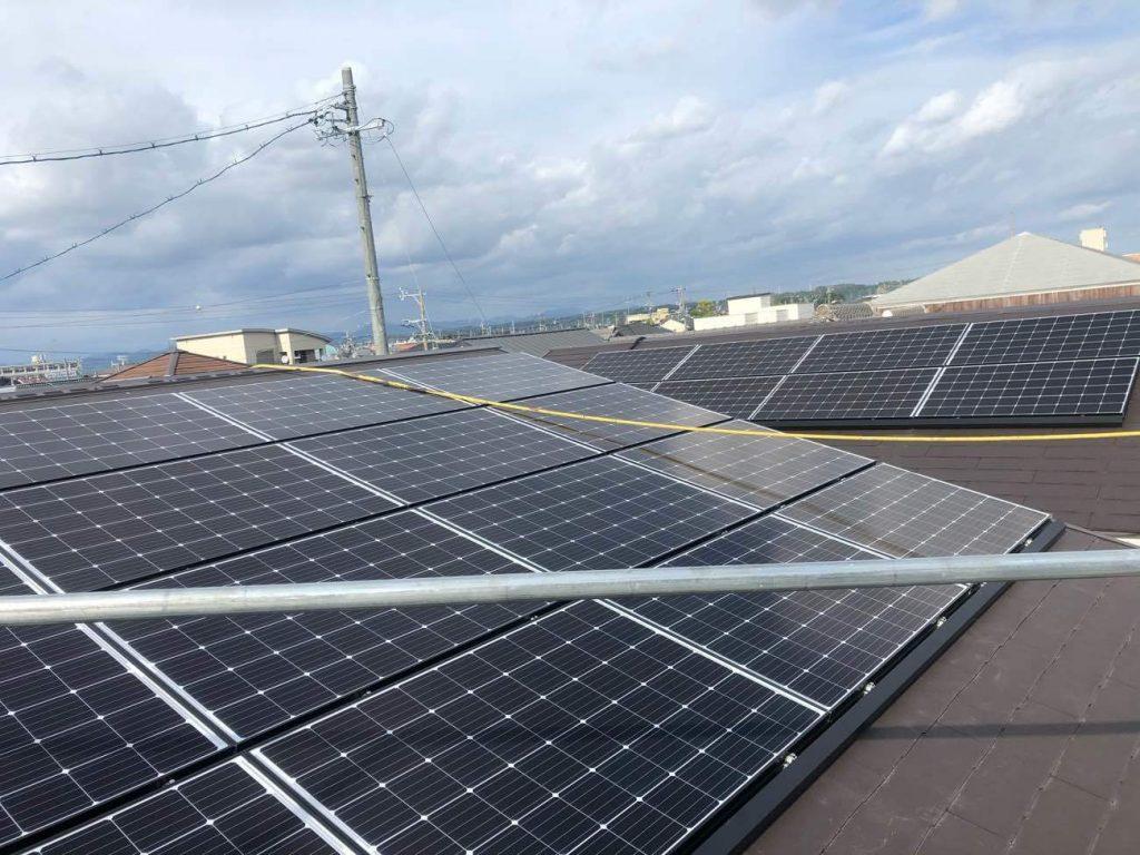 太陽光発電【浜松市東区 A様】